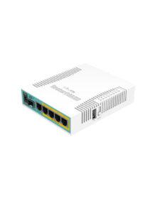 MikroTik RB960PGS, hEX PoE