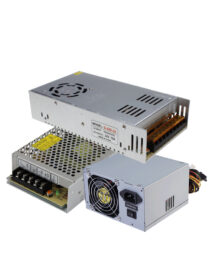 Power Supply switch frame