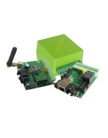 IP, GSM, smart IoT controllers