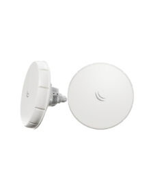 MikroTik nRAYG-60adpair, Wireless Wire nRAY, 60GHz, 1Gbit full duplex up to 1500m, Dual Core 1GHz, 256MB, 1xGigabit, L3