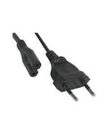 POWER CORD 2X0.5mm² 1.8m